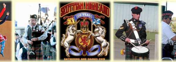 150th Scottish Games!